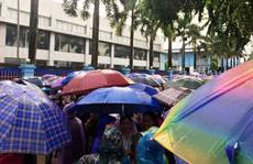 8.000 công nhân ngưng việc đòi đối thoại với ông chủ Trung Quốc