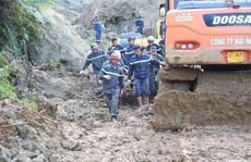 Vụ sạt lở đất tại Hòa Bình: Tìm thấy thi thể 3 mẹ con