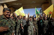 """IS để mất """"thủ đô"""" ở Syria"""