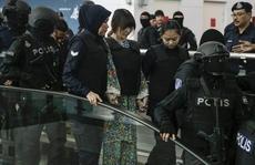 Vụ Kim Jong-nam: 4 nghi phạm Triều Tiên 'thay hình đổi dạng'