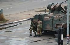 Quân đội Zimbabwe 'cầm giữ Tổng thống Mugabe'