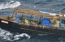 """Ngư dân Triều Tiên đến, kim loại trên đảo Nhật Bản """"bốc hơi"""""""