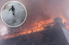 Cháy phòng tập gym, hàng chục người chết