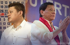 Con trai tổng thống Philippines từ chức ngay lễ giáng sinh