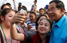 Ông Hun Sen muốn lãnh đạo Campuchia 'ít nhất 10 năm nữa'