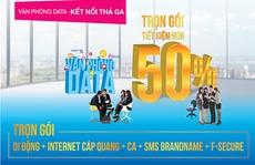 VNPT ra mắt gói cước Văn phòng Data, giúp doanh nghiệp tiết kiệm 50% chi phí