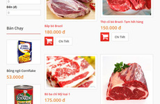 Xem xét dừng nhập khẩu thịt từ Brazil