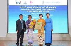 Tập đoàn TTC hợp tác với Nhật về giáo dục
