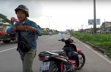 Người đòi đánh thanh niên quay clip CSGT: 'Tôi bị oan' (!?)
