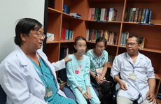 'Bệnh lạ' khiến bé gái không thể ăn