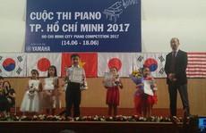 Cuộc thi Piano TP HCM 2017 - Sân chơi hứa hẹn