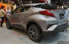 Toyota C-HR ra mắt thị trường Đông Nam Á