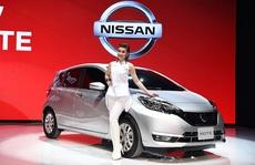 Nissan Note 2017 ra mắt, giá từ 364 triệu đồng