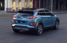 Hyundai 'nhá hàng' SUV cỡ nhỏ Kona 2018