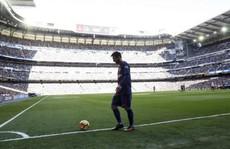 Messi dành 83% thời gian trận El Clasico để... đi bộ