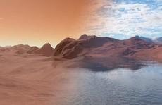Sao Hỏa từng là 'hành tinh xanh' giống trái đất