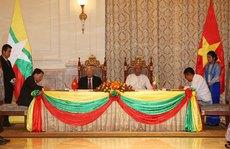 Động lực mới cho quan hệ Việt Nam - Myanmar