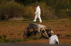 Nhà báo 'khuấy động châu Âu' bị gài bom sát hại