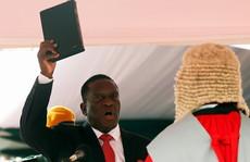 Sau gần 40 năm, Zimbabwe có lãnh đạo mới