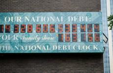 Nợ công Mỹ tăng liên tiếp trong... 60 năm