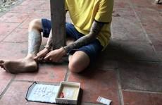 'Giăng lưới' trùm giang hồ có súng cầm đầu đường dây ma túy