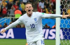 Rooney giã từ tuyển Anh