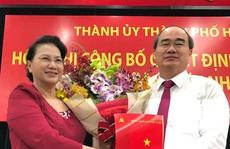 Tiểu sử của Tân Bí thư Thành ủy Nguyễn Thiện Nhân
