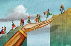 """Những cổ phiếu vụt tăng mạnh từ """"vực thẳm"""""""