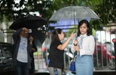 Hồng Ánh  làm 'nàng thơ' của Nguyễn Quang Dũng