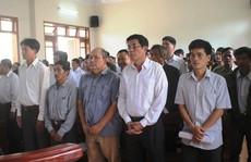 Kháng nghị mức án quá nhẹ trong vụ án Thủy điện Đắkđrinh Quảng Ngãi