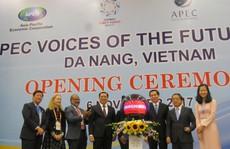 Diễn đàn Tiếng nói tương lai APEC 2017: gắn kết thanh niên