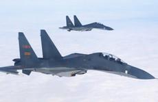 Trung Quốc gây sức ép quân sự lên Đài Loan