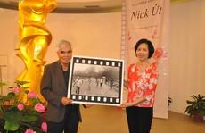 Tặng ảnh 'Em bé Napalm' cho Bảo tàng Phụ nữ Việt Nam