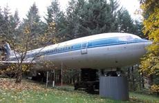 Khám phá 'ngôi nhà máy bay' nằm giữa rừng ở Mỹ