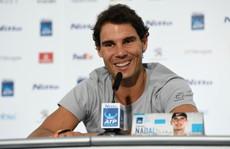 Nadal tuyên bố sẽ phục thù Federer tại ATP Finals 2017