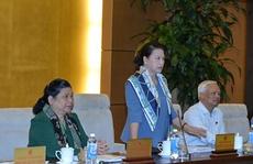 Chủ tịch QH nói về 'ông chủ' hãng phim gọi nghệ sĩ là Chí Phèo