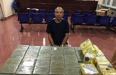 Phát hiện thêm 32 bánh heroin trên trần xe của 'ông trùm'
