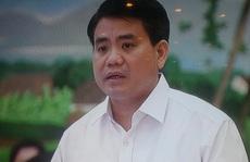 Ông Nguyễn Đức Chung nói về sai phạm Mường Thanh và hứa 'xử' 8B Lê Trực