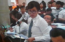 Đại án OceanBank: Luật sư đề nghị trả tự do cho bị cáo tại tòa