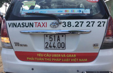 Lãnh đạo taxi Vinasun: 'Không cần hợp tác với Uber'