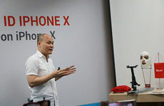 Quảng 'nổ' Bkav bóc tẩy lỗ hổng bảo mật iPhone X