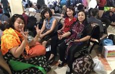 7 du khách Việt đã tới Jakarta an toàn