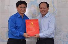 Bí thư Thành đoàn TP HCM làm Bí thư Quận ủy Thủ Đức