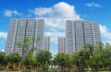 Thị trường căn hộ TP HCM giảm tốc