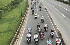 Mùng 5, cửa ngõ Sài Gòn thông thoáng lạ