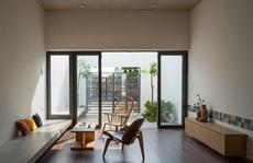 Căn nhà 3 tông màu có thiết kế mở ở Sài Gòn