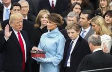 """Thời của Trump"" bắt đầu"