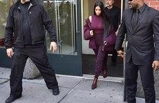 Kim Kardashian được bảo vệ 24/7 sau vụ cướp