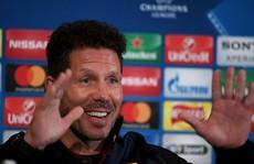 Simeone thận trọng dù Leicester nằm kèo dưới