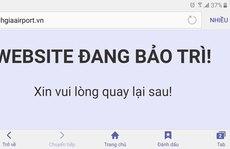 Website Việt dễ bị tấn công